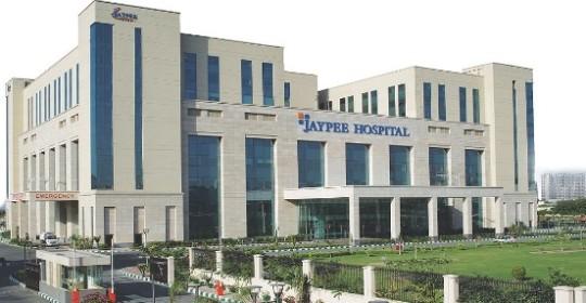 مستشفى JP