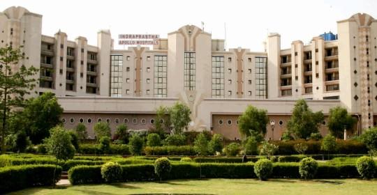 في Indraprastha مستشفيات أبولو دلهي