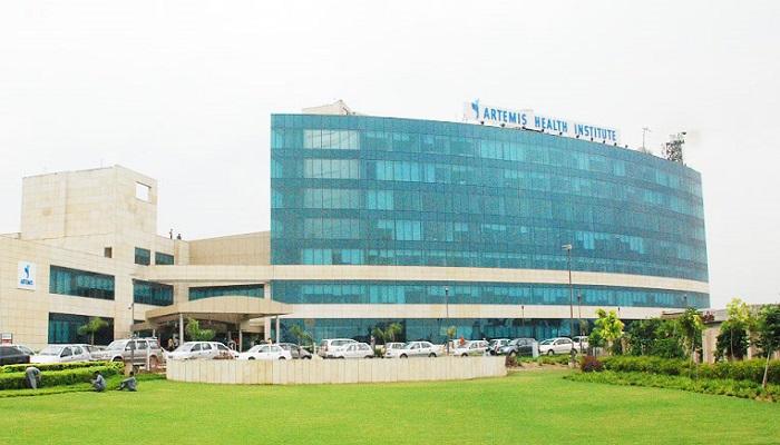 مستشفى ارتيميس جورجاون